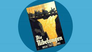 Collage NiIbelungen Motion Design Fritz Lang Erklärfilm