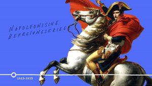 Collage NiIbelungen Motion Design Napoleon Pferd Krieg, Erklärfilm, After Effects