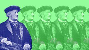 Collage NiIbelungen Motion Design Richard Wagner Festspiele, Erklärfilm, after Effects
