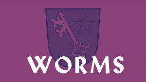 Collage NiIbelungen Motion Design Wappen Worms Erklärfilm