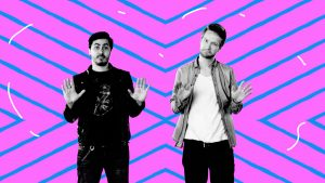 Collage Style Hip Hop Motion Design, Musikvideo