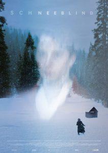 Deutscher Film Arthaus Filmplakat Schneeblind Design