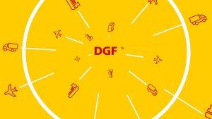 Dhl corporate motion design with pictograms, Erklärfilm