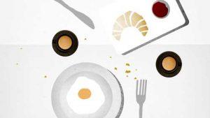 Motion Graphics für Kaffeeform Berlin, Collage, Erklärfilm, After Effects