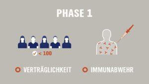 Collage Infografik Panorama NDR Corona Impfstoff Phase 1