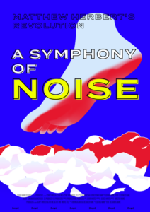 Film Plakat Design Matthew Herbert A Symphony of Noise