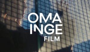Oma Inge Film Hamburg Logo Design