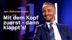 deep und deutlich Thumbnail Jan Böhmermann Typografie Logo